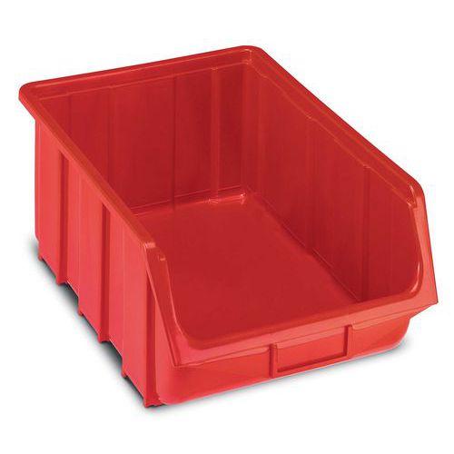 Plastové boxy Ecobox 18,7 x 50,5 x 33,3 cm