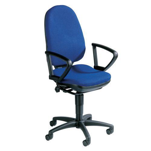 Kancelářská židle ErgoStar, modrá