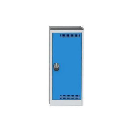 Skříň na kapaliny, modro/šedá, 1180x505x500 mm
