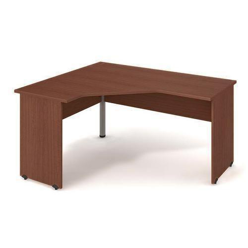 Rohový kancelářský stůl Gate, 160 x 120 x 75,5 cm, levé proveden
