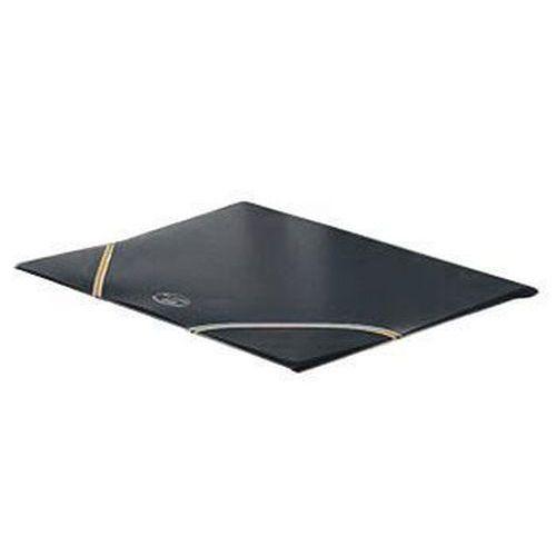 Plastové spisové desky Trio, 20 ks, černé