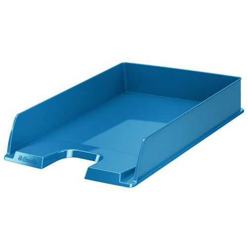 Esselte Odkladač pro formát A4, balení 10 ks, modrý