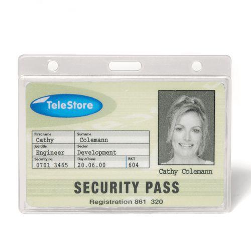 Pouzdro pro identifikační kartu