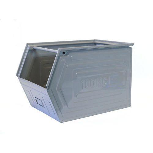 Kovový box 40 x 40 x 60 cm