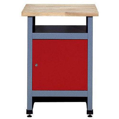 Dílenský stůl Monti, 84 x 60 x 60 cm