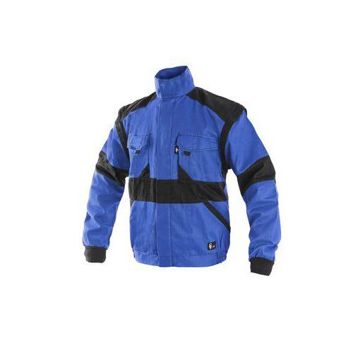 Montérková zimní blůza, modrá, vel. 54