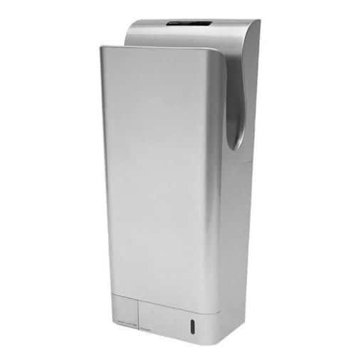 Bezdotykový elektrický vysoušeč rukou Jet Dryer Style, stříbrný
