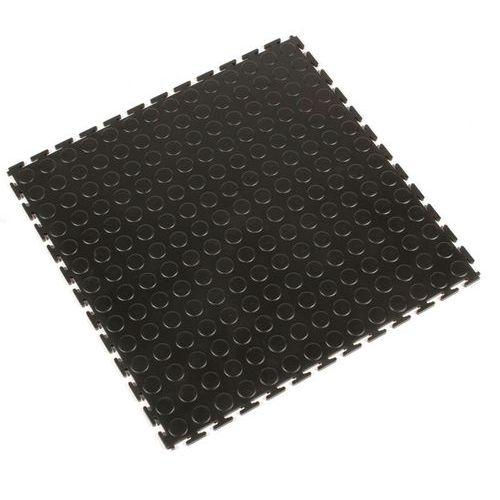 Dlaždice Tough Lock Stud, 0,5x0,5mx0,5mm, černá