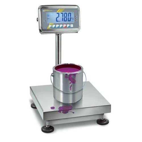 Plošinová váha Kern SFB, do 60 kg