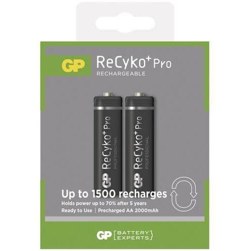 Nabíjecí baterie GP Recyko plus 850 mAh R03 (AAA, mikrotužka)