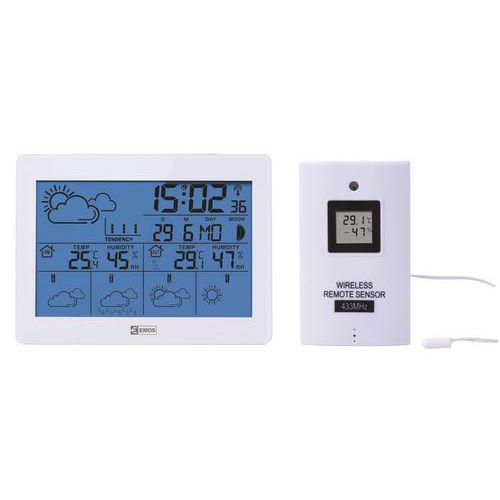 Digitální teploměr s bezdrátovým čidlem Emos E5068