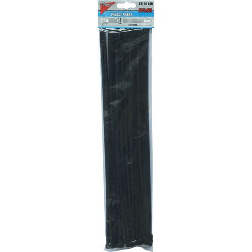 Vázací pásky plastové