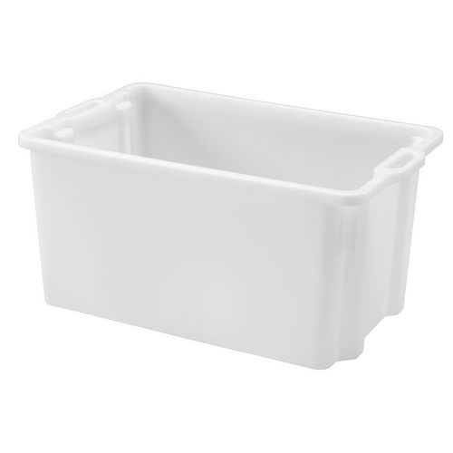 Úložný potravinářský box, zasouvací, 65 l