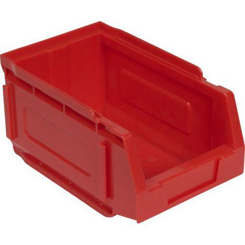Plastové boxy 8,5 x 10,5 x 16,3 cm