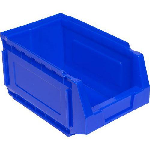 Plastové boxy 12,5 x 15 x 24 cm