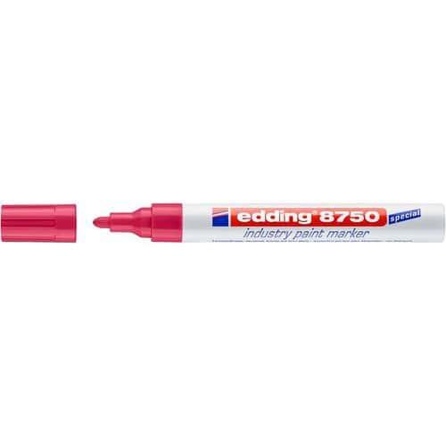 Edding 8750 červený