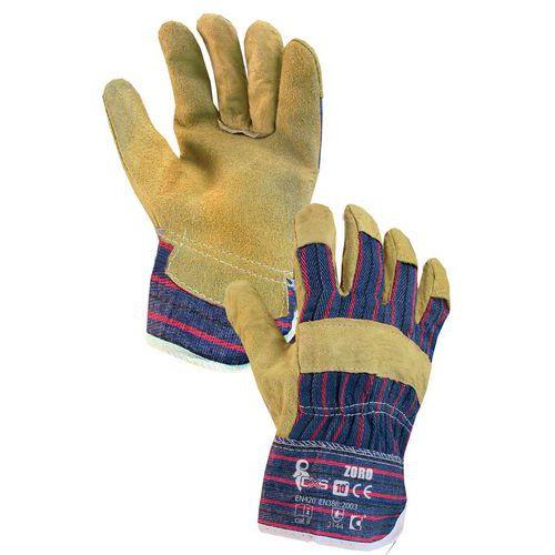 Klasické pracovní rukavice, vel. 10