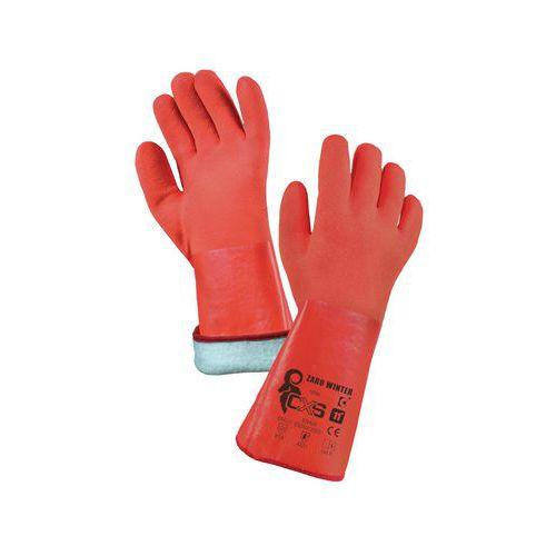 430f8c0885c Zimní bavlněné rukavice CXS máčené v PVC