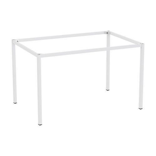 Rám a nohy pro jídelní stůl Versys, 1200x800 mm, světle šedá RAL7035
