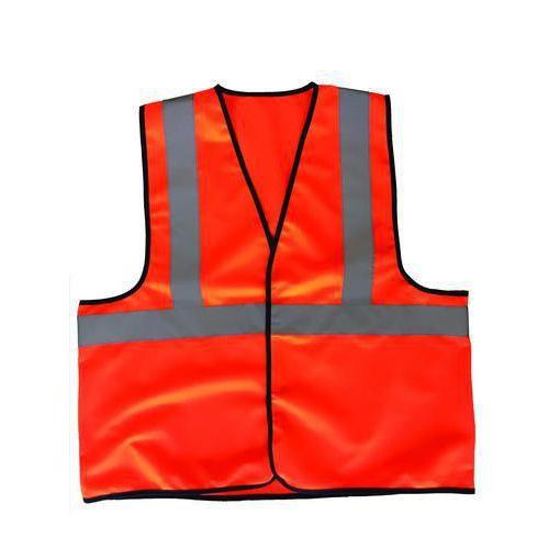 Reflexní vesta Manutan XL, oranžová