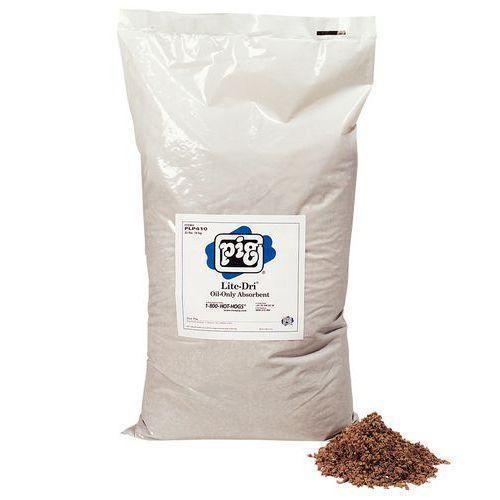 Sypký sorbent, sorpční kapacita 30 l, balení 10,4 kg