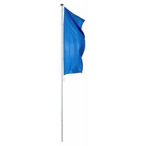Hliníkový vlajkový stožár s krytým lankovým vedením, 5 m
