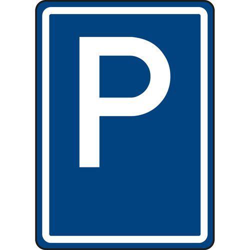 Dopravní značka Parkoviště (IP11a)