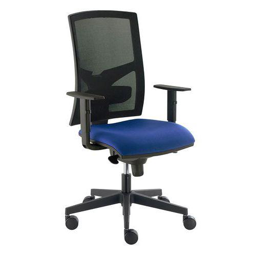 Kancelářská židle Asistent, modrá