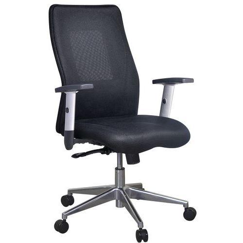Kancelářské židle Manutan Penelope Alu