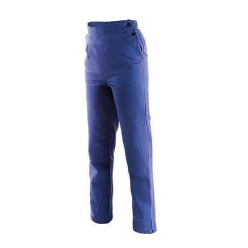 Dámské kalhoty HELA, modré, vel. 38