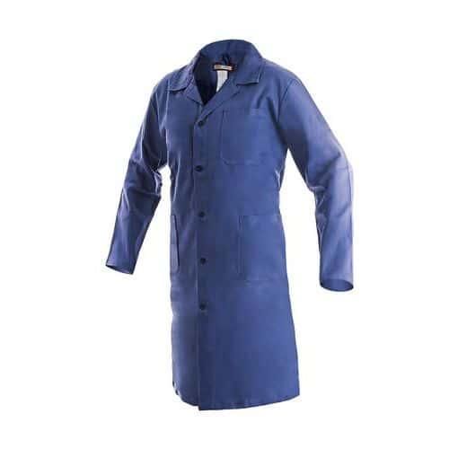 Pánský plášť VENCA, modrý, vel. 48