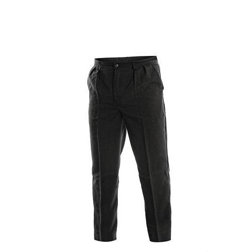 Pánské číšnické kalhoty ALBERT, černé, vel. 62