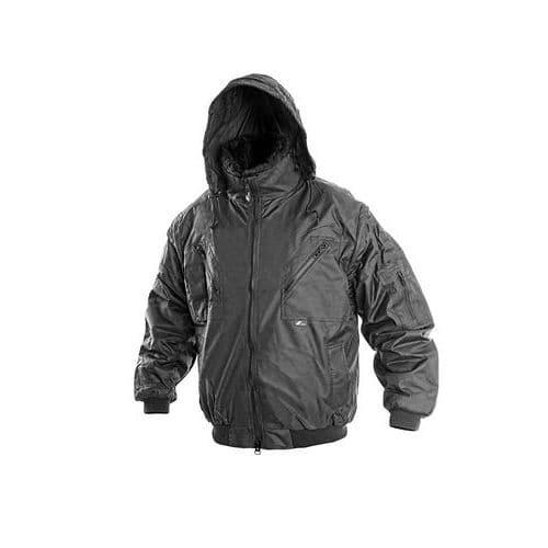 pánská zimní bunda Pilot černá 662be983c3