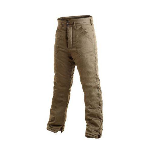 Pánské zimní kalhoty JUNA, khaki, vel. 62