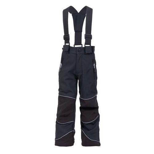 Dětské softshell kalhoty DRAGONFLY, černé, vel. 14