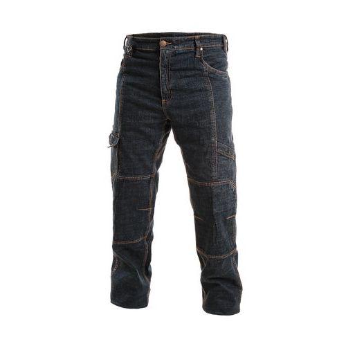 Pánské riflové kalhoty DEMIS, modré