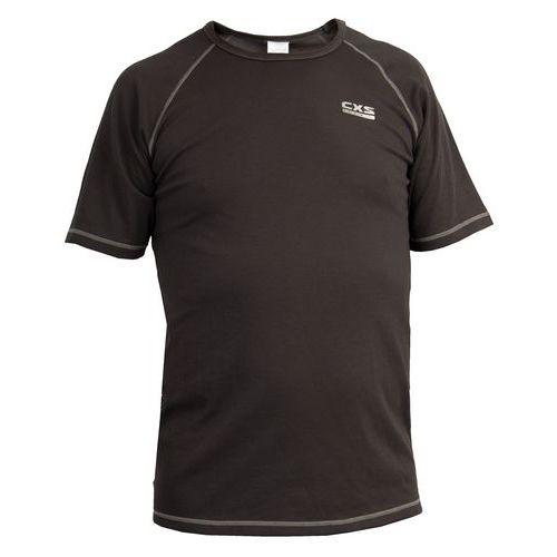 Pánské funkční tričko ACTIVE, kr. rukáv, šedé