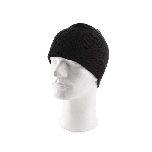 Zimní čepice IVAN, černá