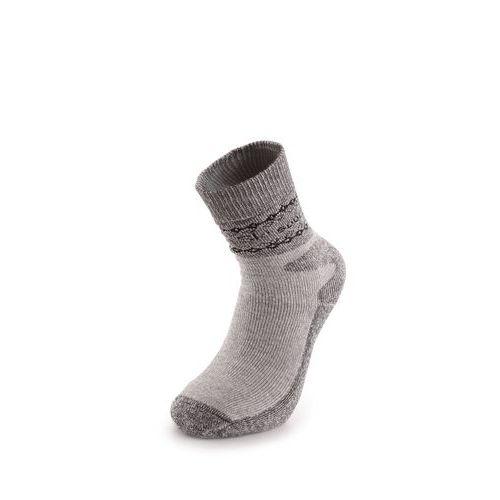 Zimní ponožky SKI, šedé, vel. 42