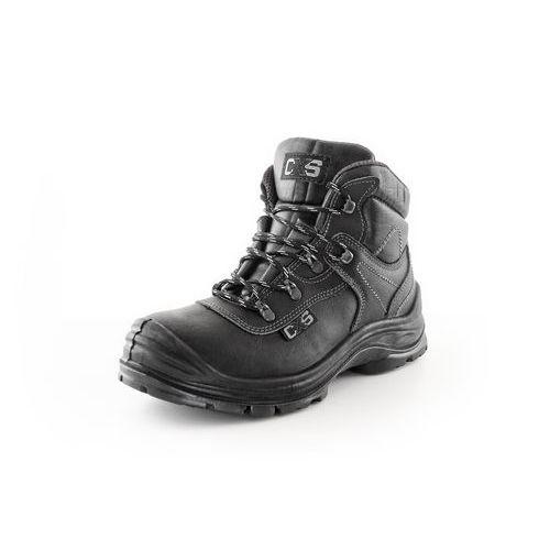 Kotníková obuv s ocelovou špicí CHROME S3