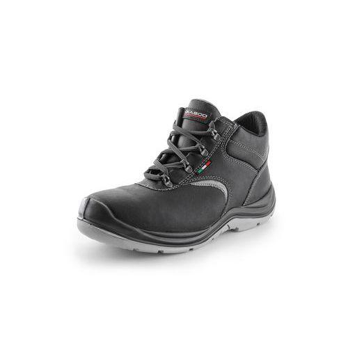 Kotníková obuv CAMBRIDGE S3, černá