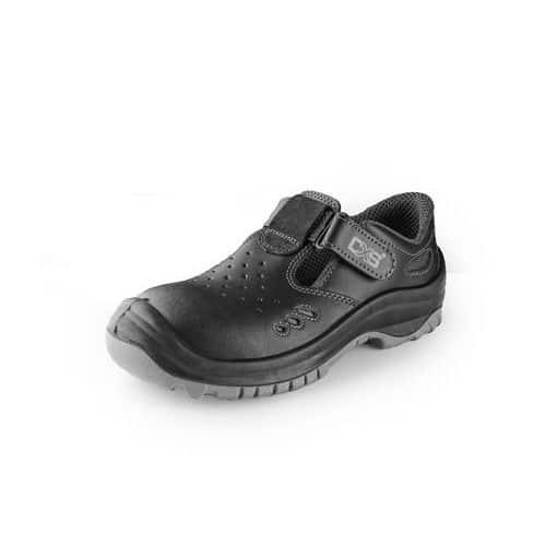 Sandál SAFETY STEEL COPPER O1, vel. 47