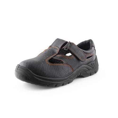 Obuv sandál CXS STONE NEFRIT S1, černý, vel. 39