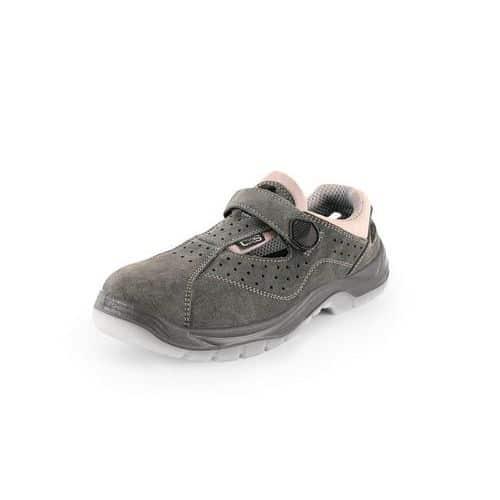 Sandál s ocelovou špicí DOG FILA S1P, vel. 40
