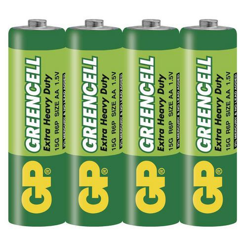 GP Greencell AA 1012204000