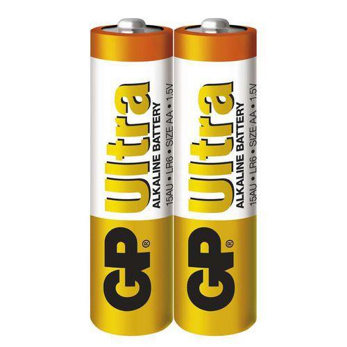 Baterie GP Ultra Alkaline AA 2ks