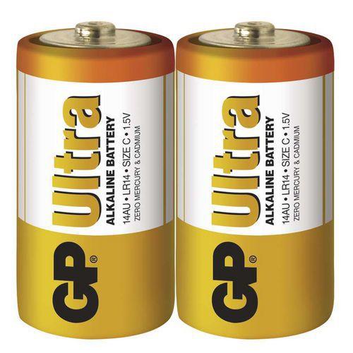 GP Ultra Alkaline C 2ks 1014302000