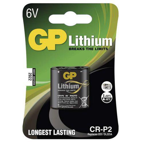 GP CRP2 6V 1ks 1022000211