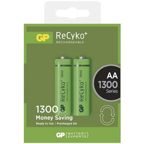 Baterie GP 1300mAh AA 2ks