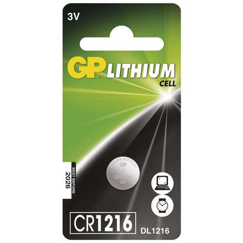 GP CR1216 1ks 1042121611